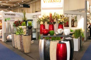 VIVANNO Messestand Internorga 2016