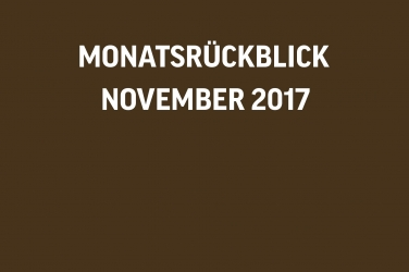 VIVANNO Rückblick November 2017